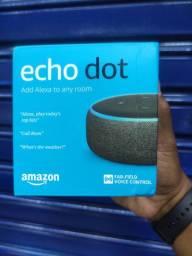 Alexa echo dot da Amazon! Novo Lacrado com garantia