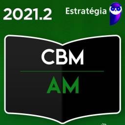 Título do anúncio: Estratégia CBM AM 2021