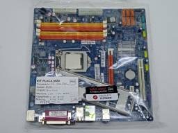 Título do anúncio: Kit Placa Mãe DDR3 1156 16GB a partir de: