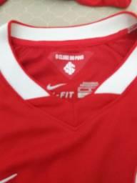Camisa feminina Inter M