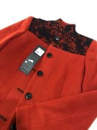 Título do anúncio: Casaco de lã, TAM 38/P, marca Belfast.