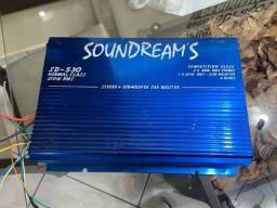 Título do anúncio: Módulo Soundreams - SD530