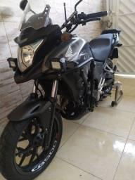 Título do anúncio: Honda CB 500X 14/15 super conservada