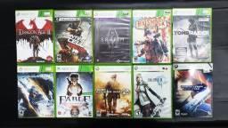 Jogos Xbox 360 - Aceito Cartão