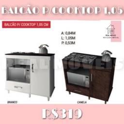 BALCÃO P/ COOKTOP 001XX0