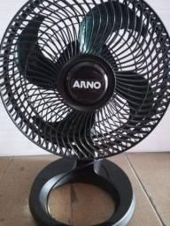 Título do anúncio: Ventilador Arno 30 centímetros pequeno semi novo