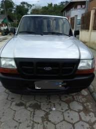 Título do anúncio: Ford ranger 2,5 4×2 gasolina