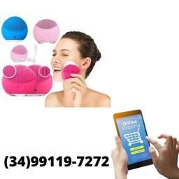 Título do anúncio: Foreo Massageador Facial para Limpeza Recarregável
