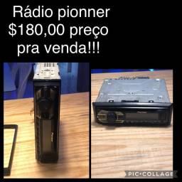 Título do anúncio: Rádio pionner 180 sem choro ?