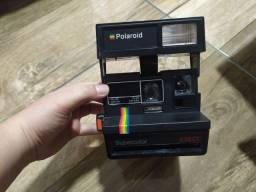 Título do anúncio: Camera antiga Polaroid