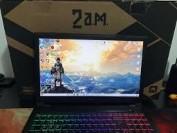 2AME550 notebook com processador de desktop i5 9400 e geforce 1050 3gb