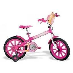 Bicicleta Caloi infantil feminina barbie - Ponte Nova