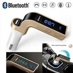Adaptador Bluetooth via isqueiro