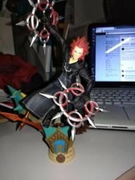 Action Figure Axel Jogo Kingdom Hearts