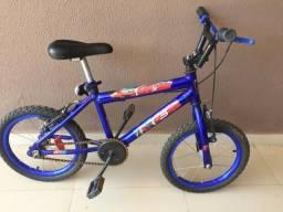 Vendo bicicleta infantil até 7 anos