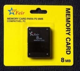 Memory Card para Ps2 8MB Feir
