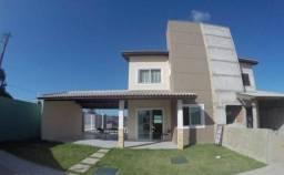 Condomínio Jacundá, Condomínio Fechado de Casas Duplex no Eusébio com 108,77m², 4 Quartos