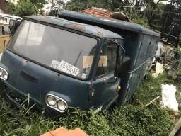 Caminhão Fiat 80 3/4