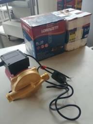 Bomba pressurizadora NOVA NUNCA USOU