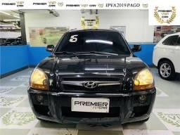 Hyundai Tucson 2.0 mpfi gls 16v 143cv 2wd flex 4p automático - 2016