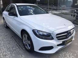 Mercedes-Benz C180 2016 1.6 cgi 16v turbo Gasolina 4p automático - 2016