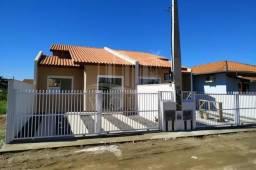 JD200 - Casa Geminada com 3 quartos sendo 1 suíte em Itajuba - Barra Velha/SC