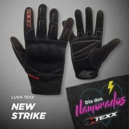 Luva Texx New Strike tam 2xLcom entrega em todo Rio!