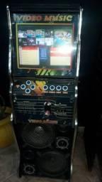 Vendo máquina vídeo miusic