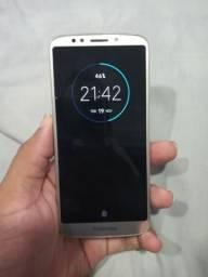 Vendo Moto E5 Semi Novo Biometria Ok