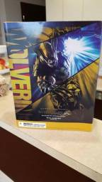 Wolverine Clássico Quadrinhos Hq Logan Boneco Action Figure
