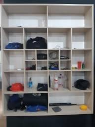 Armario e birô para escritório
