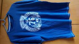 Kit Camisas Masculino Adulto GG