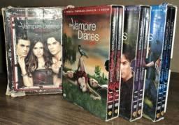 1°, 2° e 3° Temporadas de The Vampire Diaries