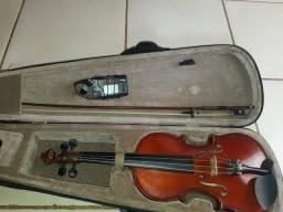 Violino Giannini ótimo violino