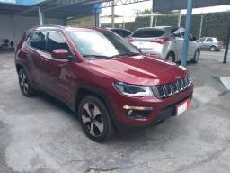 Jeep Compass Longitude 4X4 Diesel - Único dono - 2018
