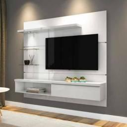 HOME SUSPENSO COM LED para tv 55' com entrega e montagem grátis