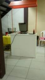 VENDO BARRACA PARA LANCHES, contato (86) 988439785