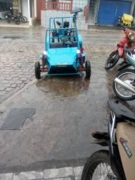 Gaiola com motor de moto - 2019