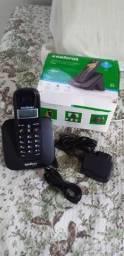 Aparelho de telefone fixo, sem nenhum defeito
