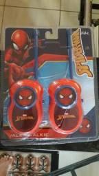 Brinquedo walkie talkie Novo troco por algo do meu interesse que esteja Novo também