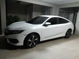 Vendo Honda Civic EXL branco - 2019