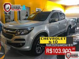 Chevrolet S-10 Pick-Up LTZ 2.5 Flex 4x4 CD Aut. - 2019