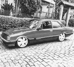 Chevette 1.6 alcool legalizado - 1989