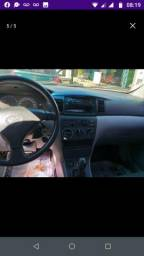 Corolla seda preto conservado - 2006