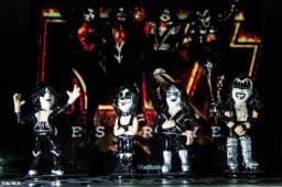 Estatuetas da Banda Kiss