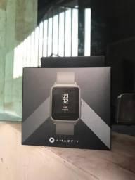 Relógio smartwatch amazifit