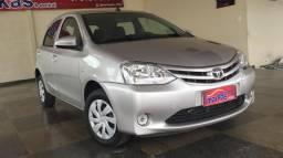 Toyota - Etios X - 2017