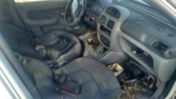 Vendo peças clio sedan 16vl - 2000