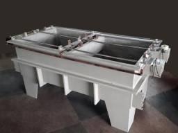 Tanque cobre acido 640L