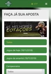 O melhor site/app apostas esportivas